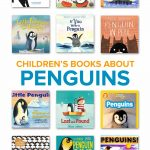 16 Children's Books about Penguins