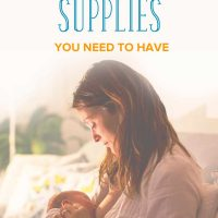 Essential Breastfeeding Supplies You Need to Have