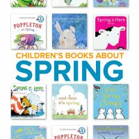 Children's Books about Spring Certain to Celebrate the Season