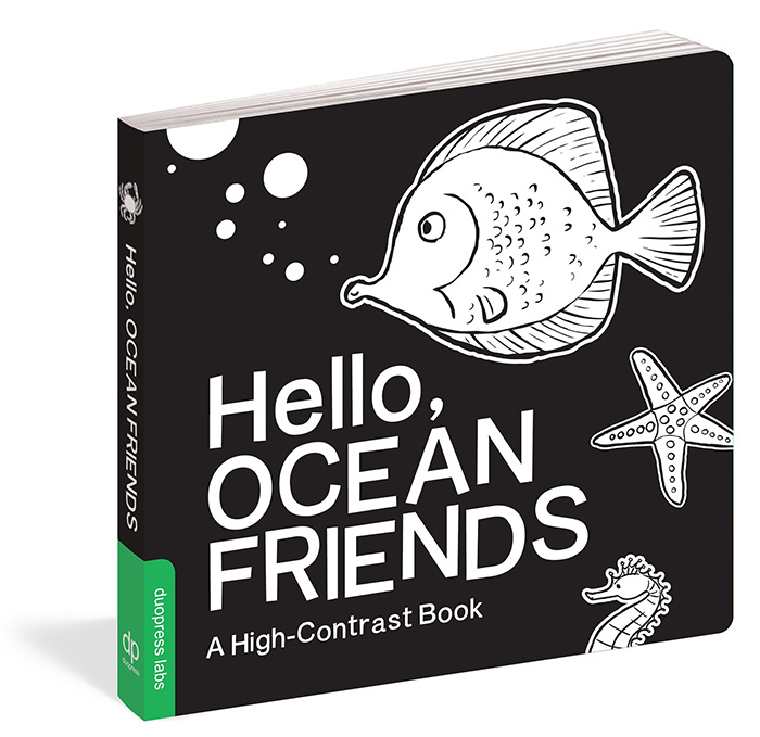 Hello, Ocean Friends by Violet Lemay