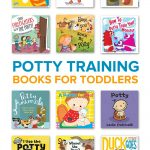 Potty Training Books for Toddlers to Ease Their Anxiety