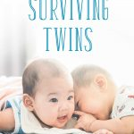 Secrets to Surviving Twins in the Newborn Months