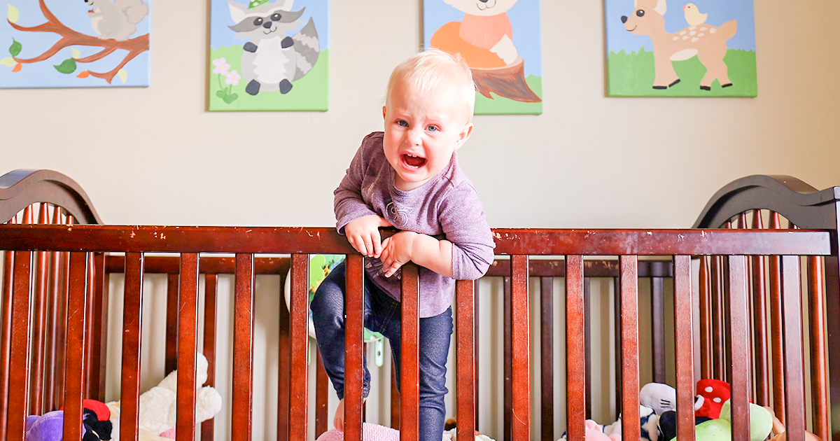 Easy Toddler Climbing Out Of Crib Solutions To Help You
