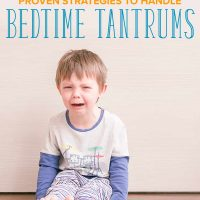 7 Proven Strategies to Handle Bedtime Tantrums