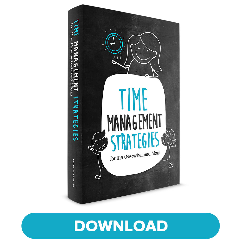 Time management strategies for the overwhelmed mom