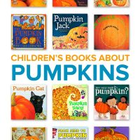 Pumpkin books for preschoolers