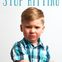 How to Discipline a Toddler Who Hits