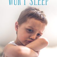 What to Do When Your 3 Year Old Won't Go to Sleep