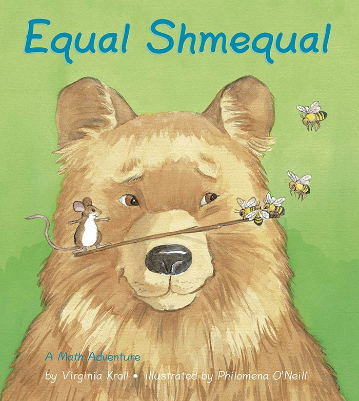 Equal Shmequal by Virginia Kroll