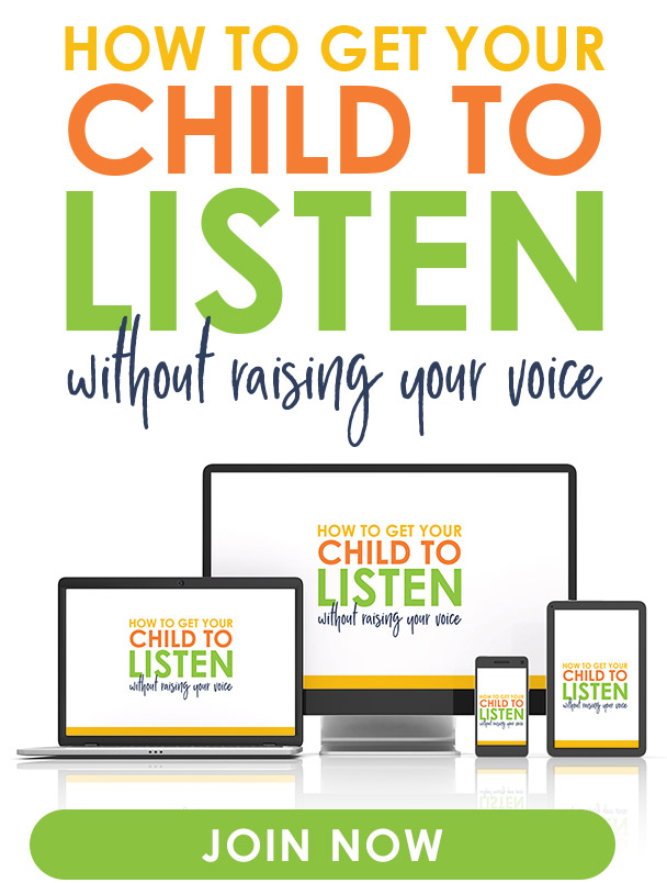 How to Get Your Child to Listen