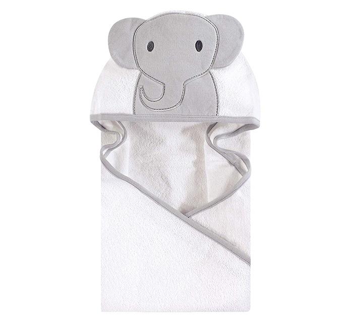 Hudson Baby Hooded Towel