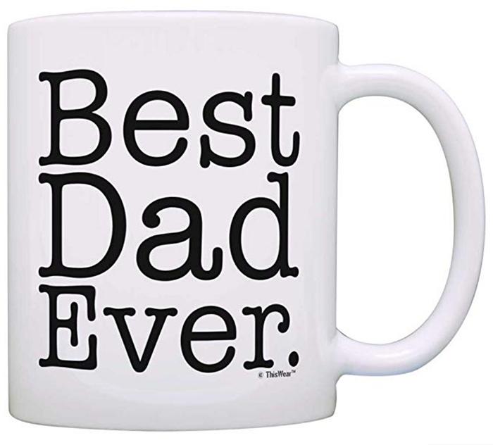 ThisWear Best Dad Ever Mug