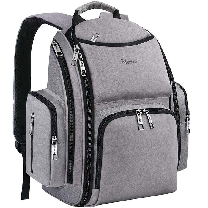 Mancro Diaper Bag Backpack