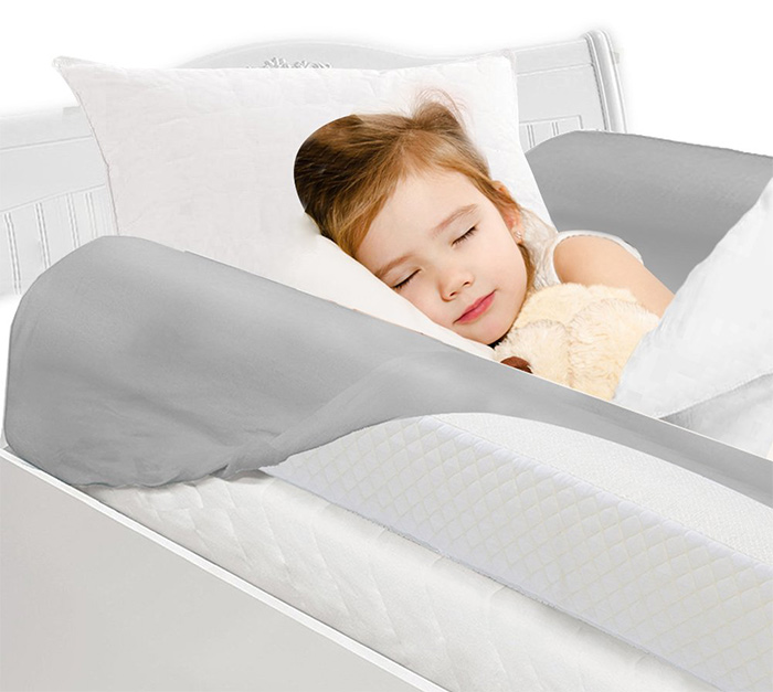 Shinnwa Toddler Bed Rail Bumpers