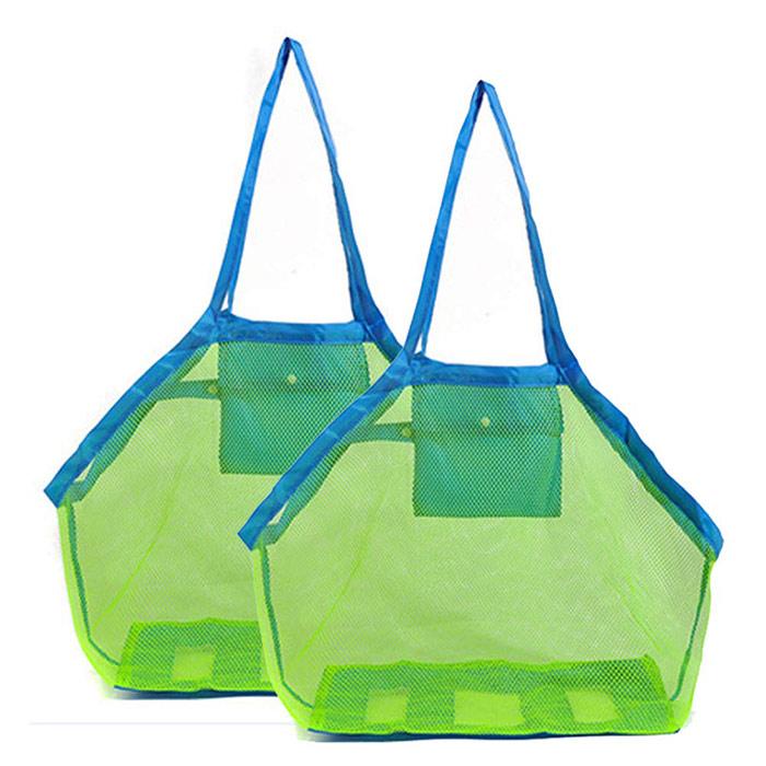 Amiaus mesh beach bags
