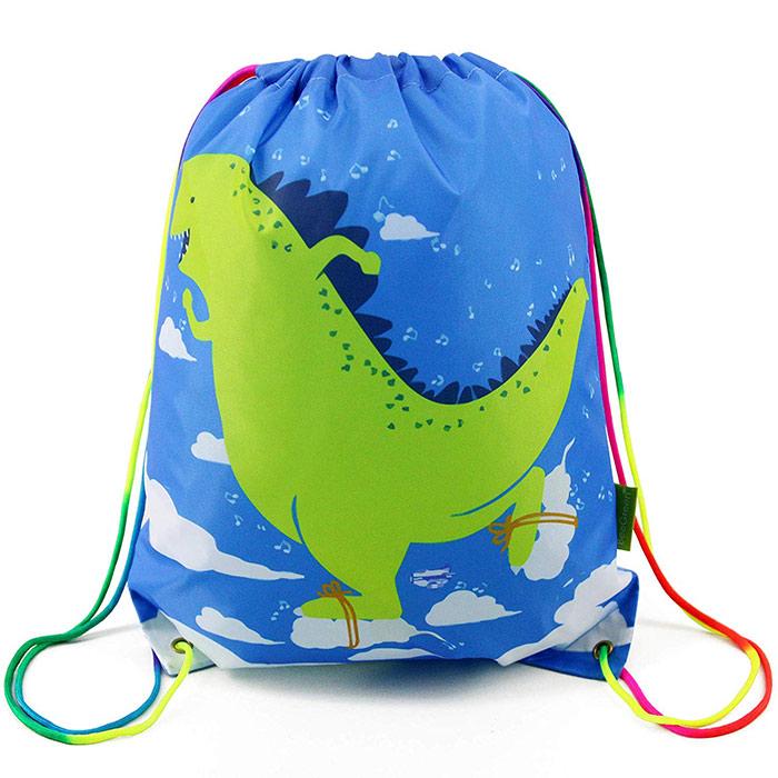 BeeGreen dinosaur backpack