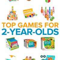 A collection of fun games for 2 year olds